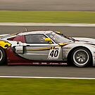 Ford GT by Willie Jackson