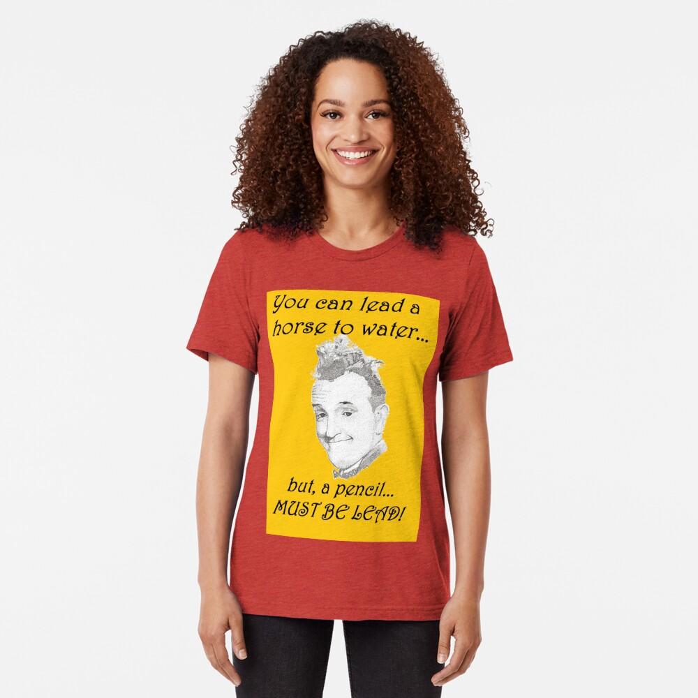 Stan Laurel Tri-blend T-Shirt