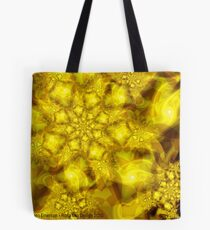Yellow Spring Tote Bag