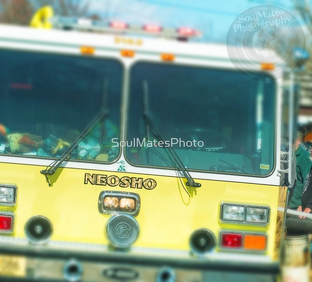Fire Truck by SoulMatesPhoto