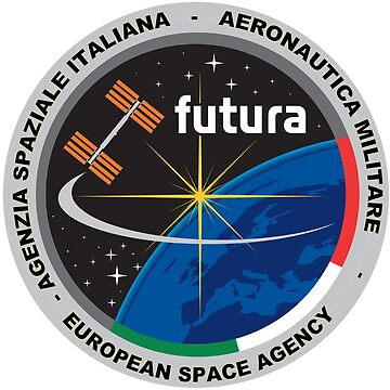 Futura Mission Patch by Spacestuffplus