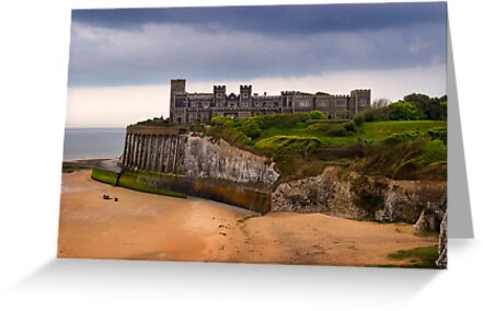 Kingsgate Castle 2 by Geoff Carpenter