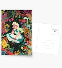 Alice in Wonder Postcards