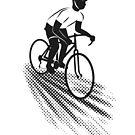 Go Cyclist - Black by Sunflow