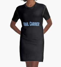 Tshirt Gifts For Mail Carriers Graphic T-Shirt Dress