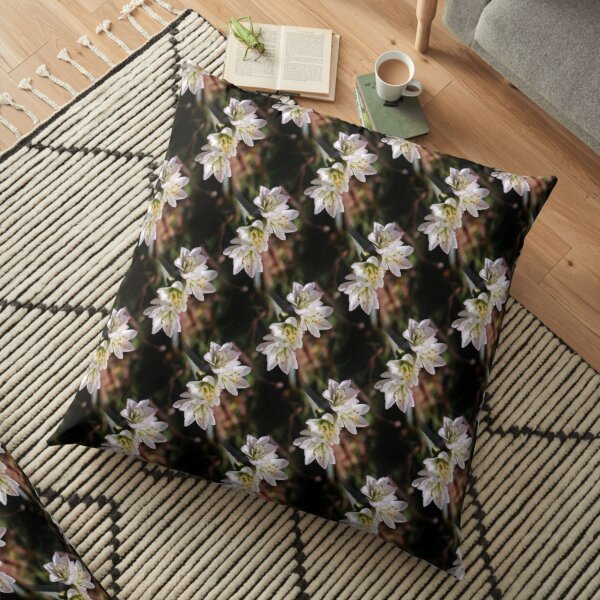 NS Floral And Natural Pattern A1.© Floor Pillow