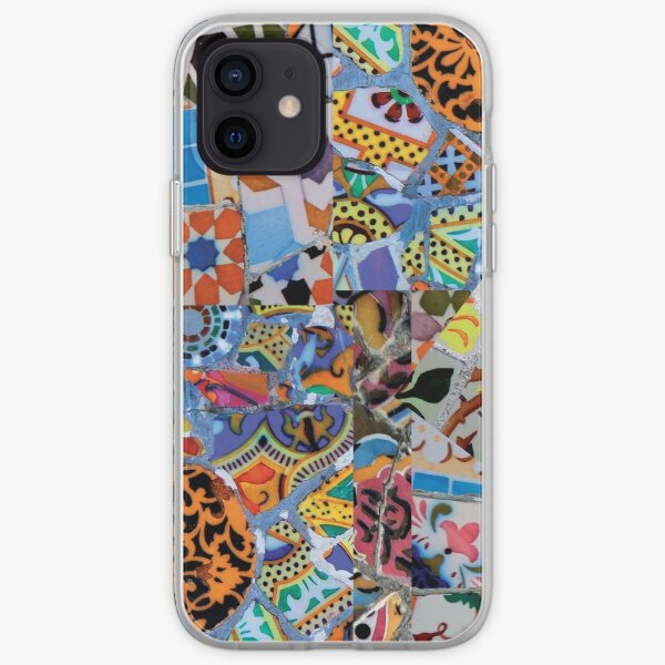 Gaudi Trencadís  iPhone Soft Case