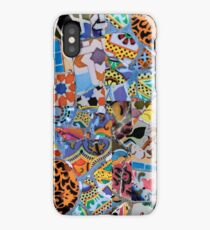 Gaudi Trencadís  iPhone Case