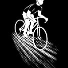 Go Cyclist - White by Sunflow