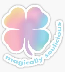 Magically Soulicious Sticker Sticker