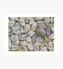 Newgrange wall Art Print