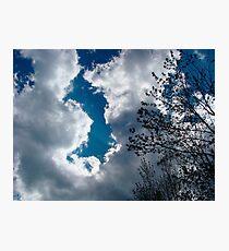 Open Heaven Photographic Print