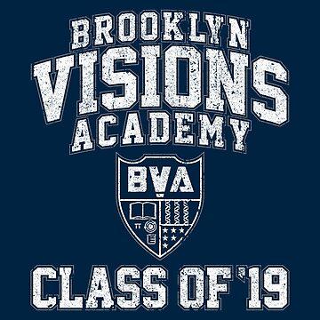 Brooklyn Visions Academy Klasse von 19 von huckblade
