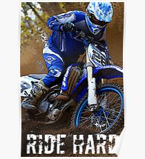 Ride Hard Poster