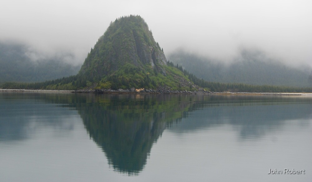 Northwestern Bay Primal by Bob Moore