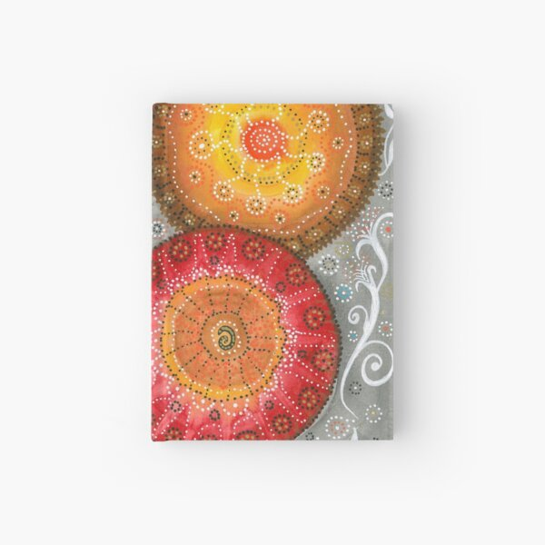 Evening in the Meadow Hardcover Journal