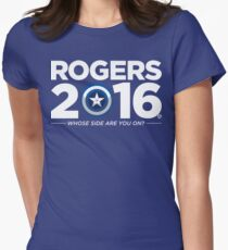 Rogers 2016 Women's Fitted T-Shirt