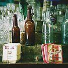 Bar Glass by AuntieJ