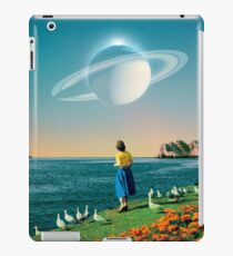 Watching Planets iPad Case/Skin