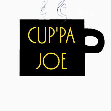 Cup'pa Joe by JMLcrazy