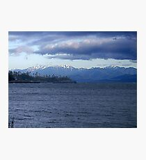 Across the Water Photographic Print
