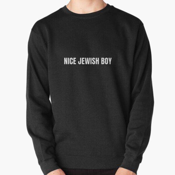 Nice Jewish Boy Pullover Sweatshirt