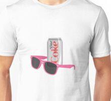 Sunglasses and Diet Coke *no halftones* Unisex T-Shirt