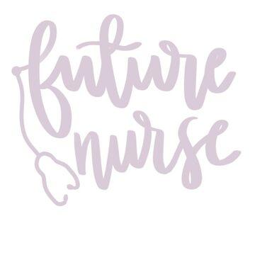 pink future nurse by ragray
