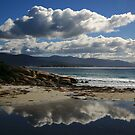 water cloud. bicheno, tasmania by tim buckley | bodhiimages