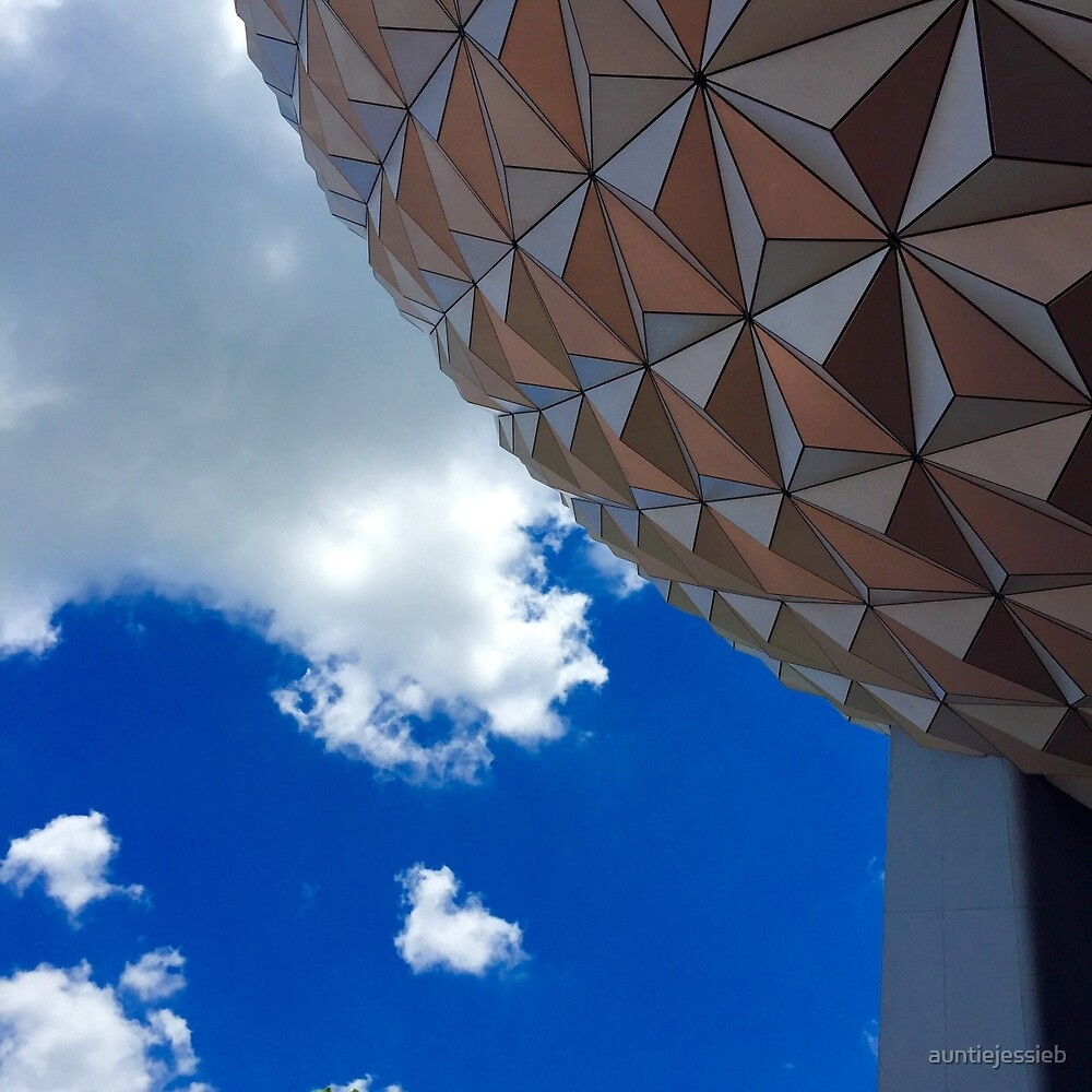 Spaceship Earth  by auntiejessieb