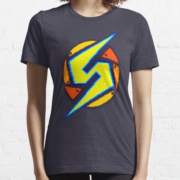 Super Metroid - Samus Logo Essential T-Shirt