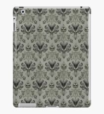 The Haunted Mansion Wallpaper iPad Case/Skin