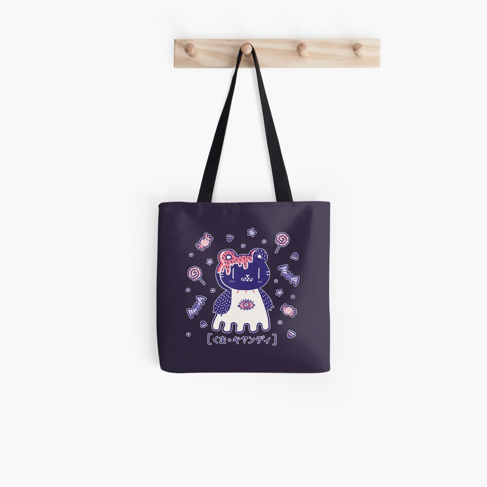 Candy Bear  Tote Bag