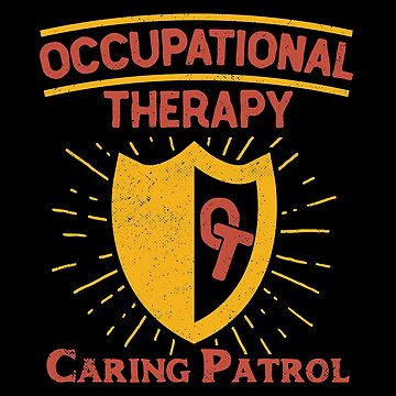 Occupational Therapy OT Therapist by TheLariat