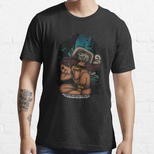 Mayan God Essential T-Shirt