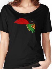 Superhero  Sheep Women's Relaxed Fit T-Shirt