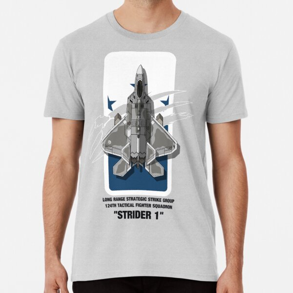 Trigger: Strider 1 Version - The Ace Who Kills Ex-Presidents Premium T-Shirt