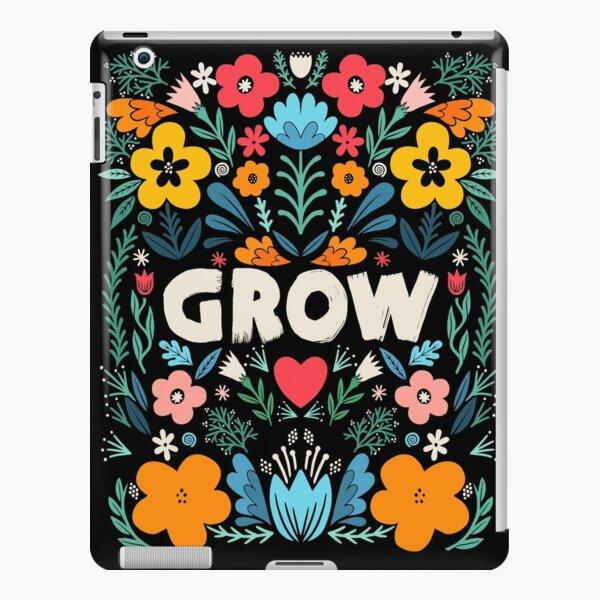 grow garden iPad Snap Case