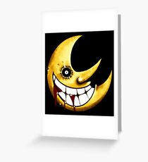 Klang-Seelen-Esser-Mond Grußkarte