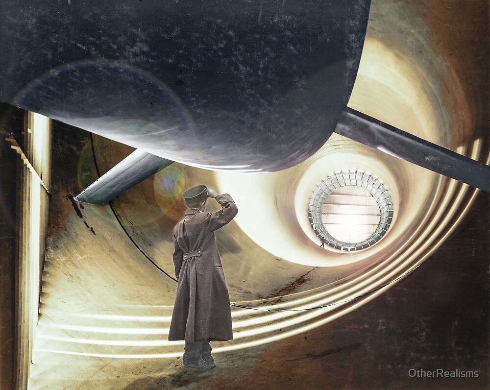 Tunnel Vision by OtherRealisms