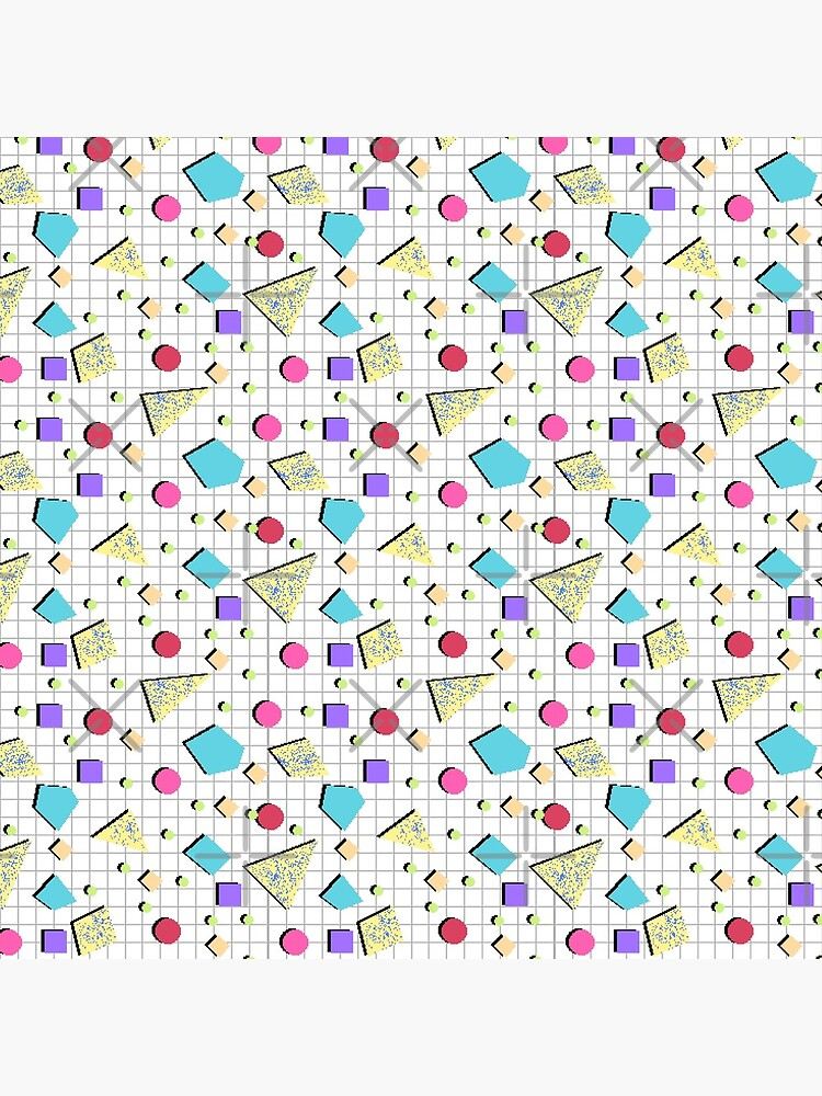 Pasteretro Pixel Pattern by Emmytwofive