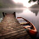 Ard Jetty... tilstshift fun... by David Mould