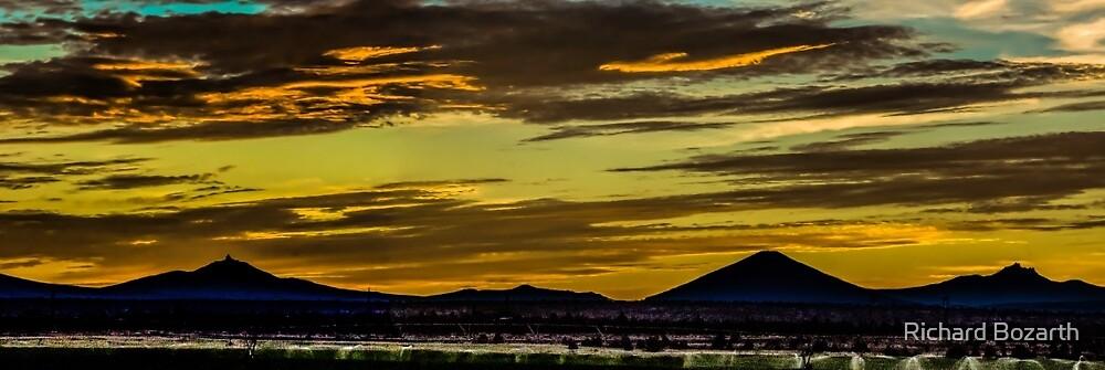 Sunset #204 by Richard Bozarth