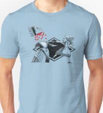 Alice vs. The Red Queen Unisex T-Shirt