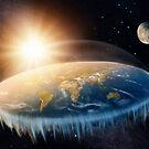 Flat Earth  by znamenski