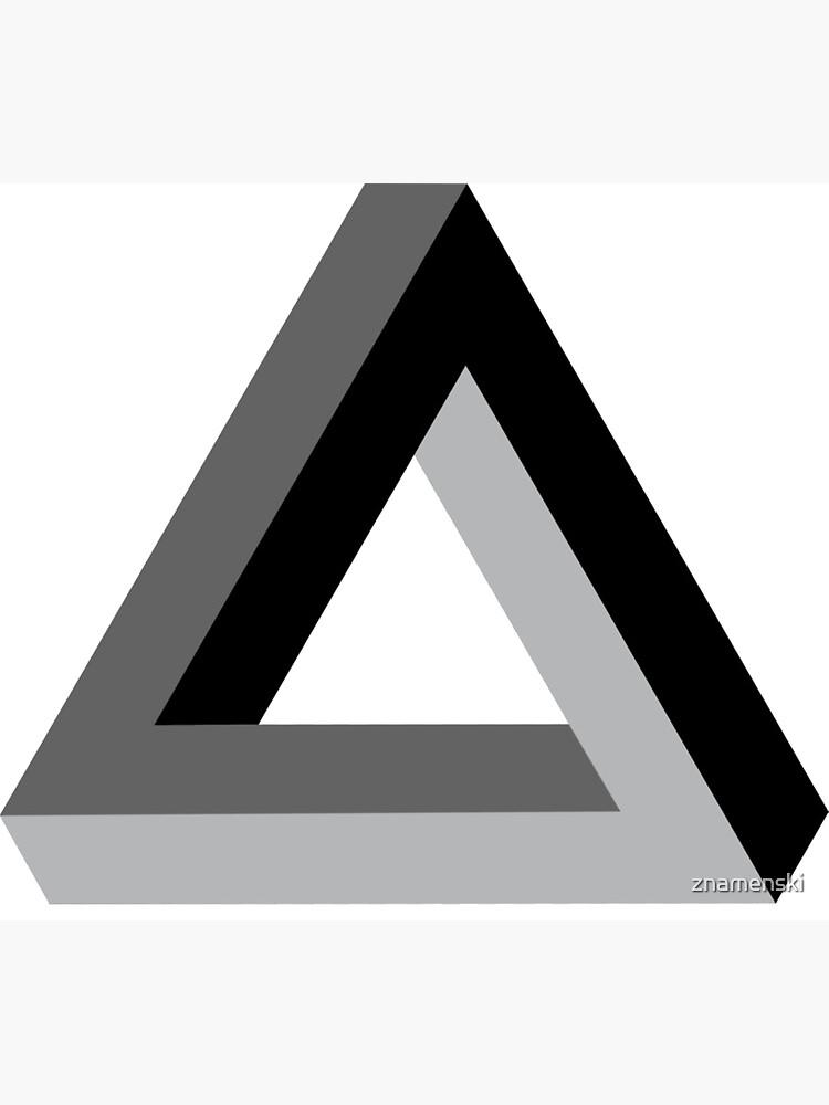 Triangle 3-d  by znamenski