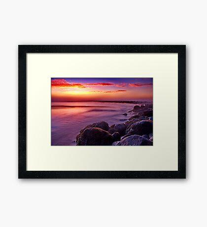 """Morning Symphony"" Framed Print"
