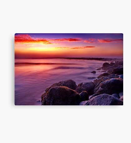 """Morning Symphony"" Canvas Print"