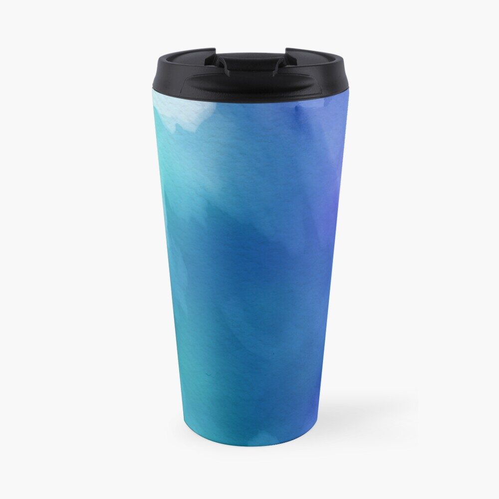 Decorative products in watercolor Travel Mug