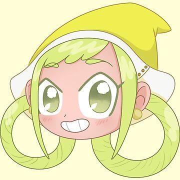Pretty Witch Momoko-chi ~ Ojamajo Doremi by Chioccetta